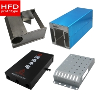 Wholesale Tolerance 0.05mm Surface Roughness Ra3.2 Aluminum Sheet Metal Fabrication from china suppliers