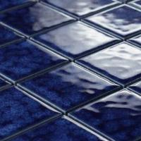Wholesale Ceramic Mosaic Tile, Used in Swimming Pools, Bathrooms and Kitchen, 6mm Thickness from china suppliers