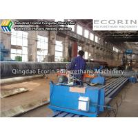 Wholesale Industrial Glass Fiber Reinforced Plastics Winding Machine Computer Control from china suppliers