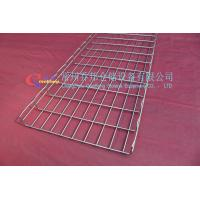 Wholesale Remove The Black And Electro Polishing Mesh Structure Steel Grid Wire Cable Tray With OEM from china suppliers