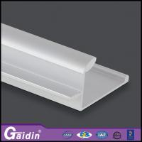 Wholesale China manafacturer different suface kitchen cabinet door aluminium profile extrusion from china suppliers