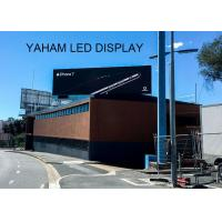 Wholesale Outdoor Full Color LED Display YAHAM from china suppliers