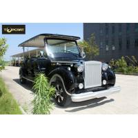 Buy cheap Vintage High end atmosphere Golf Car 12 Seater Classic Cart  With CE Certificated from wholesalers