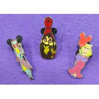 Wholesale Hard Enamel Pins Color In Nickle/ Gold Plating For Cartoon Characters from china suppliers