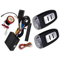 Wholesale Passive Auto Keyless Entry Motorcycle Alarm System With Shock Sensor Alarm Trigger from china suppliers