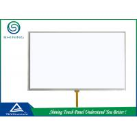 Wholesale LCD Module 4 Wire Resistive Touch Panel Capacitive With Double Layers from china suppliers