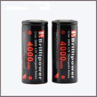 Wholesale Brillipower High Capacity High Capacity Li-ion Battery 3.7v 4000mah from china suppliers