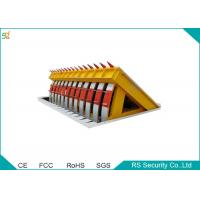 Wholesale Security Retractable Barrier Gate Automatic Folding Hydraulic Road Blocker from china suppliers