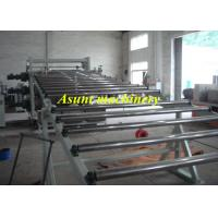 Wholesale 1200mm Width Board Foam Extrusion Machine With Precision Gear Motor from china suppliers