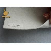 Wholesale 120gsm Grey Non Woven Material Needle Punch And 80gsm White Flower Phthalate ( DOP ) Free PVC Dots from china suppliers