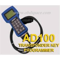 Quality Clears Fault Codes Componenet Actuation Reads Immobiliser ECU ID's AD100 Car Key Programer for sale