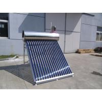 Wholesale Stainless Steel Type Compact Solar Water Heater With Copper Coil , Direct Plug Connection Type from china suppliers