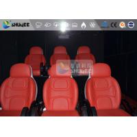 Wholesale Shooting Game 7D Simulator Cinema Electric Motion Seats For Amusement Park from china suppliers