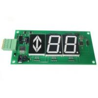 Wholesale RoHS Green PCBA FR4 Double Side Pcb Board Thickness 1.6mm HASL Finish from china suppliers
