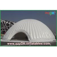 Wholesale Advertising Exhibition Inflatable Shelter Large Commercial Inflatable Lawn Tent from china suppliers