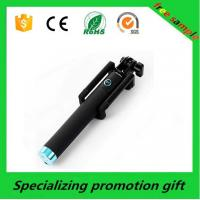 Wholesale Bluetooth Aluminum Retractable 108cm Camera Selfie Stick 25cm-108cm Height from china suppliers