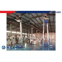 Wholesale 220v 380v 200kg 12m Aerial Work Platform Single / Double Aluminum Mast from china suppliers