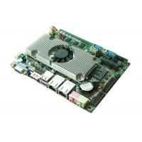 "Wholesale 6 COM 8 USB , Dual LAN , 3.5"" Embedded Motherboard Dual Core Atom D2550 CPU from china suppliers"