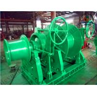 Wholesale Single Side Port Shipbuilding Marine Windlass Φ56  58 / 60 with One Drum from china suppliers