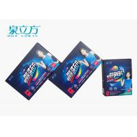 Wholesale Blue Super Condensed Laundry Detergent Sheets No Hurt For Washing Machine Cylinder from china suppliers