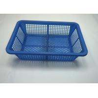 Quality Sundries Classification Office Colored Plastic Baskets , Plastic Overlay Box Egg Incubator Hatchery for sale