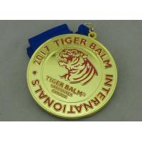 Wholesale Karate Sports Awards Enamel Medal Custom Judo School Ribbon Medals Die Casting from china suppliers