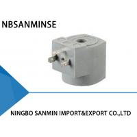 Wholesale Pulse Solenoid Valve Coil , 24V Solenoid Coil CY123 DIN43650A Connection Type from china suppliers