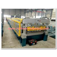 Wholesale Full Hard Pre-painted Steel High Rib Wall and Roof Profile Panels Corrugation Machine from china suppliers
