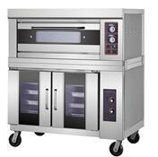 Wholesale Automatic Electric Baking Oven Bread Oven With Proofer 4-8 Minutes Preheat from china suppliers