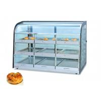 Wholesale ND-1380 Tray Cabinet / 3-Layer Food Warmer Showcase For Bread Shop from china suppliers