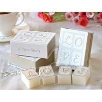 Wholesale Candle Wedding Favors - Deluxe Book Of Love Candle from china suppliers