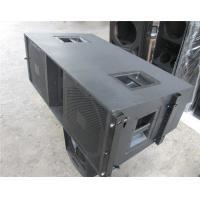 "Wholesale Neodynium Magnet Line Array Speakers 3 Way 2x12"" for Outdoor Performance from china suppliers"
