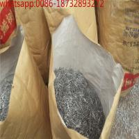 Wholesale Concrete Melt Extracted Stainless Steel Fibre For Metallurgic/Petrochemical/Mechanical/Pottery Applications from china suppliers