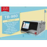 Buy cheap Air Cooling System Vascular Lesion Therapy Diode Laser With 8.4 Inch Touch Screen Machine from wholesalers