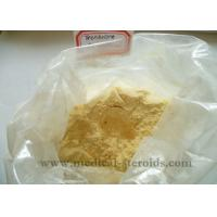 Wholesale Light Yellow Raw Steroid Powders Trenbolone Base For Bodybuilding CAS 10161-33-8 from china suppliers