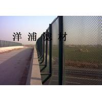 Quality Low Carbon Stee, Stainless Steel Diamond / Square Welded Wire Mesh Fences For River Banks for sale