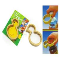 Wholesale simple silicone bottle openers with duck shape from china suppliers