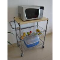 Wholesale Stainless Steel Dining Cart (HK-CS-KR03) from china suppliers