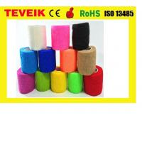 Wholesale Corlour Medical Bandage Wrap Pet Self Adhesive Tape Vet Wrap Non Woven Material from china suppliers
