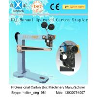 Wholesale 400 Kg Stable Running Carton Stapler For Cardboard Box Producing 1400 X 600 X 1760mm from china suppliers