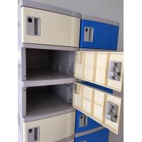 Wholesale Beige 32 Tier One Set Mobile Phone Lockers Steel Material 1609 X 727 X 300 For SGS from china suppliers