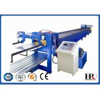 Wholesale 18.5 KW Metal Deck Roll Forming Machine High Strength with Big Rib from china suppliers