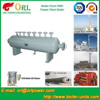 Wholesale Mining industry electrical water boiler mud drum ISO9001 from china suppliers