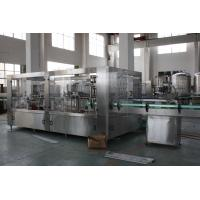 Wholesale 1000-10000BPH Monoblock Liquid Filling Machine / Water Filling Equipment from china suppliers