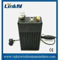Wholesale DVB-T COFDM MINI Video Transmitter , Long Range Video Transmitter from china suppliers