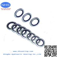 Wholesale Thread Seals Bonded Seals Dowty Seal Rubber Bonded Metal Seal from china suppliers