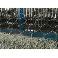 Wholesale Riverbed Protection Retaining Wall Rock Baskets , Welded Gabion Mesh Cage from china suppliers