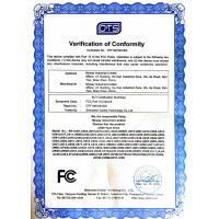 Myway Industrial Limited Certifications