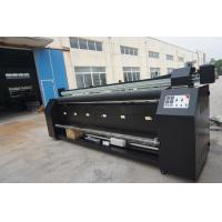 Wholesale 3.2m Width Sublimation Inkjet Flag Print Machine High Performance from china suppliers