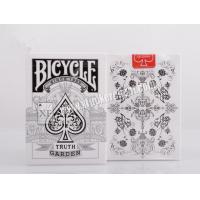 Bicycle Truth Garden No.03 04 Invisible Cheating Playing Cards For Filter Camera